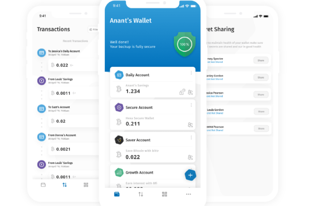 Introducing Hexa Wallet